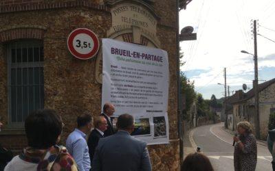 Brueil-en-Partage, Notre patrimoine au coin de la rue
